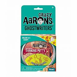 GHOSTWRITERS SECRET SCROLL