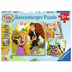 49 PC TANGLED - HARI & NOW PUZZLE
