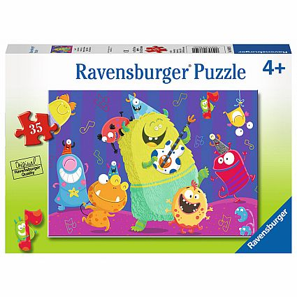 35 PC PUZZLE GIGGLY GOBLING