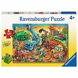 35 PC CONSTRUCTION CREW PUZZLE