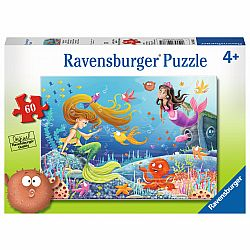 60 PC MERMAID TALES PUZZLE