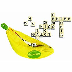 Bananagrams In SPANISH!