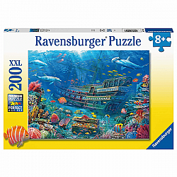 200 PC UNDERWATER DISCOVERY PUZZLE