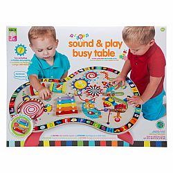 Sound n Play Busy Table