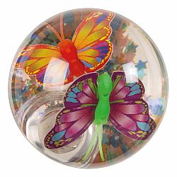 LIGHT UP BUTTERFLY WATER BALL