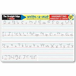 Write-A-Mat - Handwriting