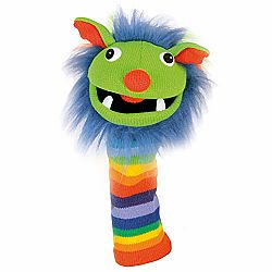 KNITTED PUPPET RAINBOW