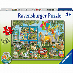 35 PC PET FAIR FUN PUZZLE