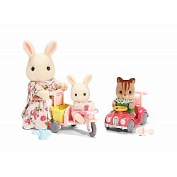 APPLE N JAKE RIDE N PLAY CALICO CRITTERS