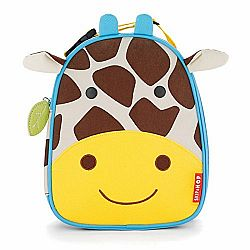 ZOO INSULATED LUNCH BOX GIRAFFE