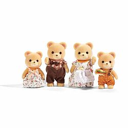 CUDDLE BEAR FAMILY CALICO CRITTERS