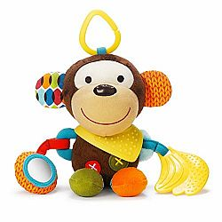 BANDANA BUDDIES ACTIVITY TOY MONKEY