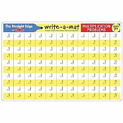 Write-A-Mat - Multiplication Problems