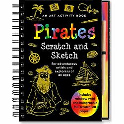 SCRATCH & SKETCH PIRATES