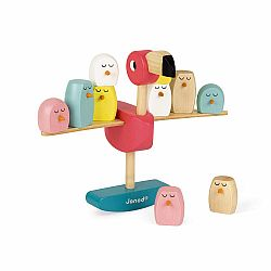 ZIGOLOS BALANCING GAME FLAMINGO
