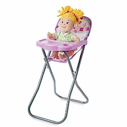 BLISSFUL BLOOMS HIGH CHAIR BABY STELLA