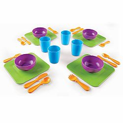 NEW SPROUT SERVE IT! DISH SET
