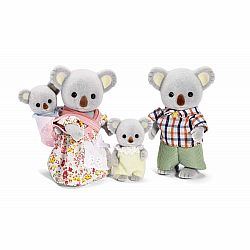 CALICO OUTBACK KOALA FAMILY