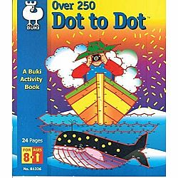 BUKI BOOK 250 DOT TO DOT