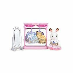 DRESSING AREA SET CALICO CRITTERS