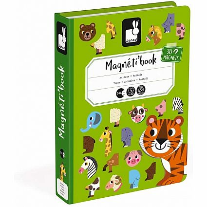MAGNETIBOOK ANIMALS - Toys 2 Learn