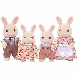 CALICO SWEETPEA RABBIT FAMILY