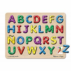 Sound Puzzle Spanish Alphabet