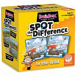 BRAINBOX SPOT THE DIFFERENCE IN THE WILD