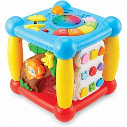 LIGHTS N SOUND ACTIVITY CUBE