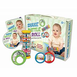 Shake, Rattle and Roll Music Set