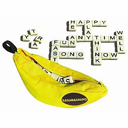 Bananagrams in English