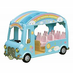 CALICO SUNSHINE NURSERY BUS