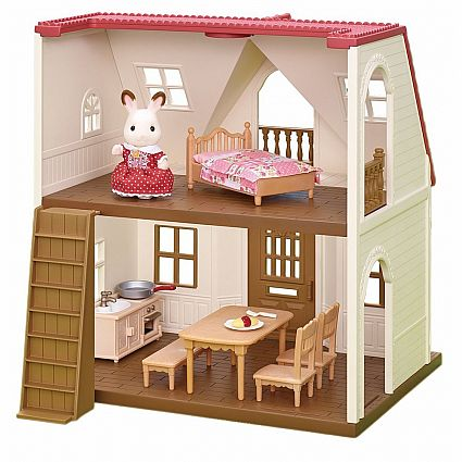 CALICO RED ROOF COZY COTTAGE STARTER