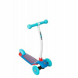 Scooter, Blue 3 Wheel