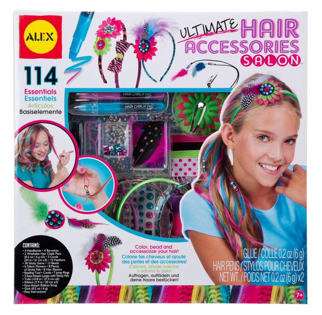 Ultimate Hair Accessories - Toys 2 Learn