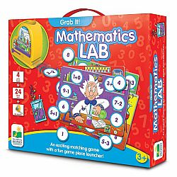 Grab It! - Mathematics Lab