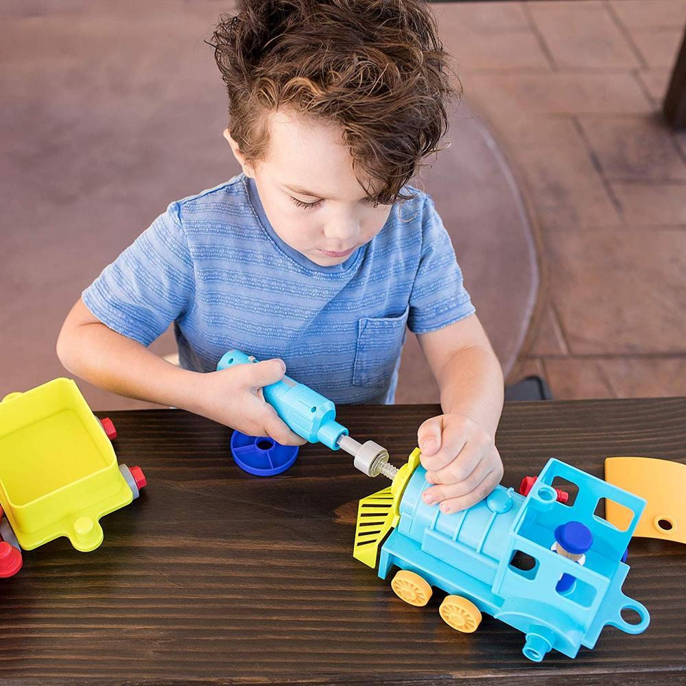 DESIGN & DRILL TRAIN - Toys 2 Learn