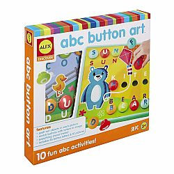 BUTTON ART ABC