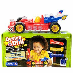 DESIGN & DRILL RACE CAR