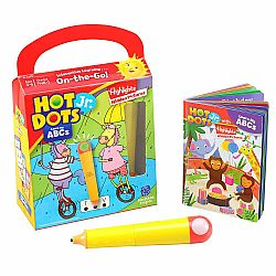 HOT DOTS JR. LEARN MY ABC'S