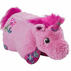 COLORFUL PINK UNICORN 18""