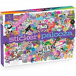 CRAFT TASTIC STICKER PALOOZA
