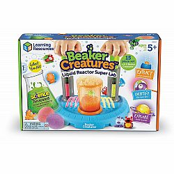 BEAKER CREATURES LIQUID SUPER REACTOR