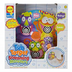 Tub Target Screaming Monsters