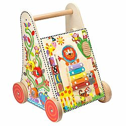 JR JUNGLE FUN ACTIVITY CART