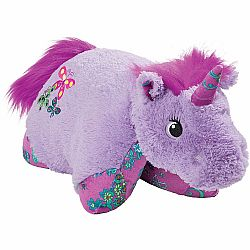 COLORFUL LAVANDER UNICORN LARGE 18""