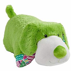 COLORFUL LIME GREEN PUPPY LARGE 18""