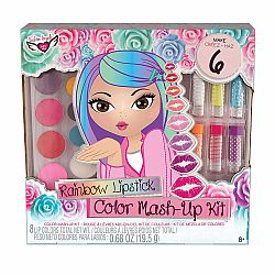 RAINBOW LIPSTICK COLOR MASH KIT