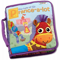 Soft Book Tale of Sir Prance-a-Lot