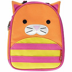ZOO INSULATED LUNCH BOX CAT
